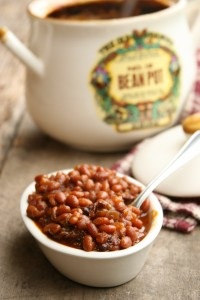 Get the recipe for Country Style Baked Beans. They are so simple to make using only a few ingredients.