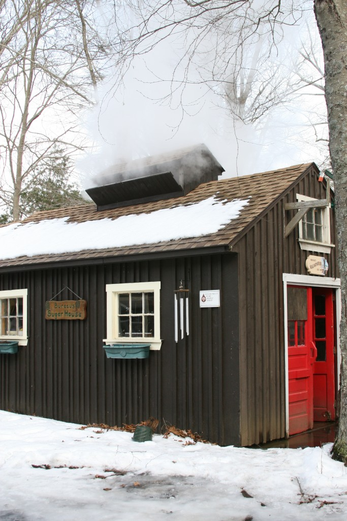 Bureau's sugar house