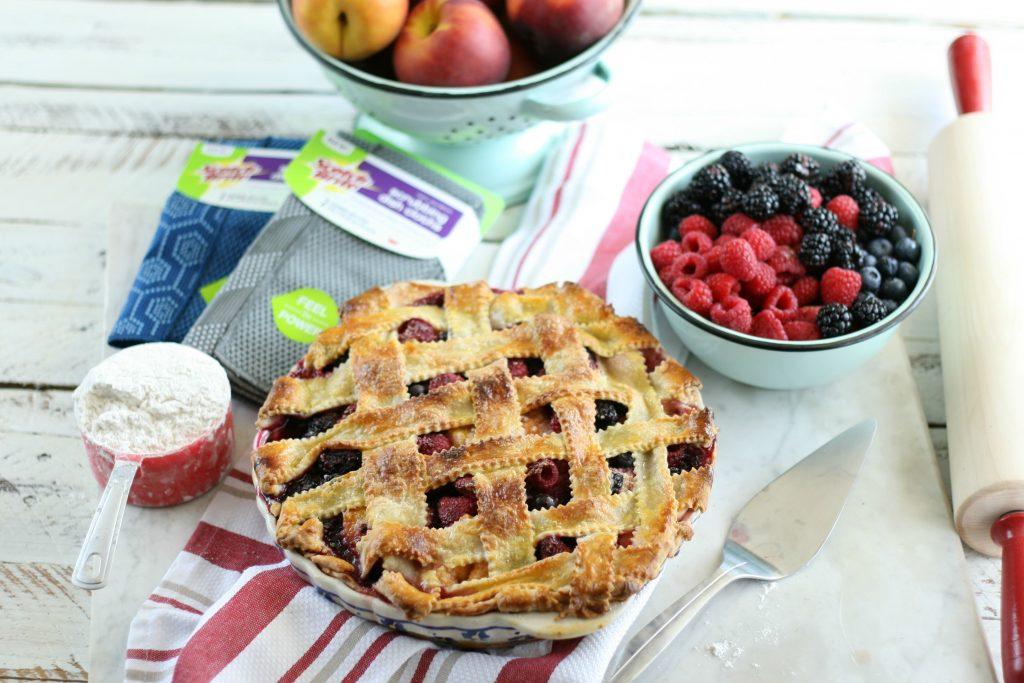 Peach Medley Pie2