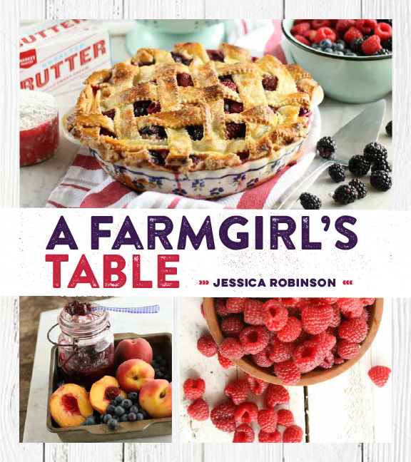 A Farmgirl's Table cookbook cover