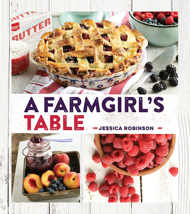 A Farmgirl's Kitchen cookbook