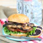 Get grilling this summer with this delicious Blood Orange and Brown Sugar Grilled Chicken! #recipes #grilling #bloodorange #foodblogger