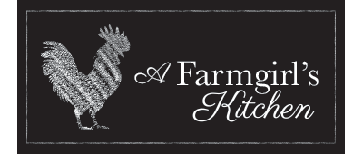 A Farmgirl's Kitchen logo